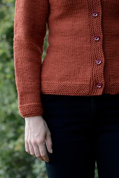kurama by kristen tendyke / in quince & co. osprey