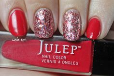 Red Static: Julep's Rose and Nails Inc.'s Belgravia Place
