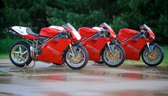 1995 916 Corsa/955 Racing, 1996 916 SPA/955 SP, 1997 916 SPS