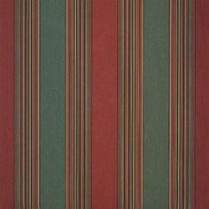 """Sunbrella pattern """"Henna/Fern Vintage"""" 4969-0000"""