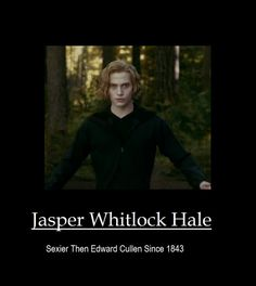 Jasper Whitlock Hale by ~amulet-spade-miki on We Heart It Twilight Film, Twilight Jokes, Jasper Twilight, Twilight Poster, Twilight Saga Series, Twilight Edward, Fan Fiction, Jackson Rathbone, Twilight Pictures