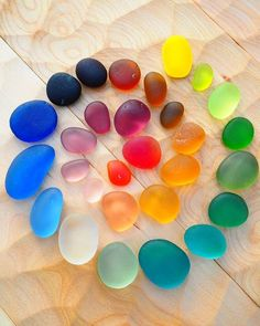 What is Sea Glass? What is Beach Glass? - What is Sea Glass? - What is Sea Glass? What is Beach Glass? … – What is Sea Glass? What is Beach Glass? Sea Glass Beach, Sea Glass Art, Sea Glass Jewelry, Sea Glass Colors, Beautiful Nature Wallpaper, Colorful Wallpaper, Rainbow Art, Rainbow Colors, Rainbow Things