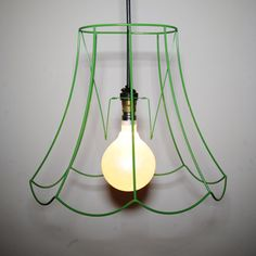Oval Skeleton Shade M Green, 60€, now featured on Fab.