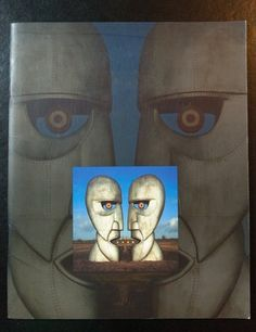 The Division Bell  1994  European Tour Guide     David Gilmour   Nick Mason   Ric Wright