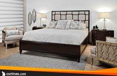 Regula la luz de tu habitación y decórala a otro nivel con las #Persianas #SheerElegance.