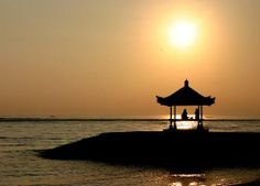 Miss this. Need this. Soon to be this.   Sanur Beach, Bali, Indonesia