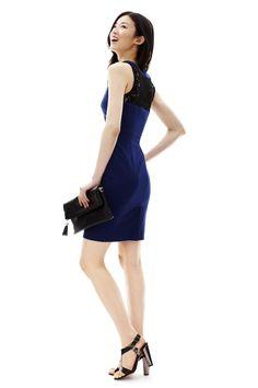 Back sheath dress more ladies fashion jcp spring lace back dress dress