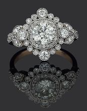 Gorgeous Antique Engagement Ring