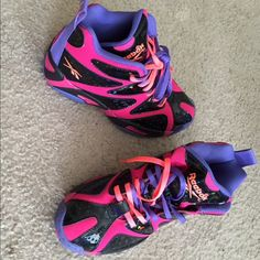 Sneakers :Kamikaze I Mid (girls) Classic Reebok Shoes Sneakers