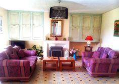 Villa Hibiscus lounge area
