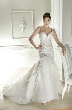 Vestido de novia Cosmobella 7591 2013