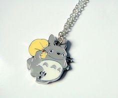 Totoro Necklace