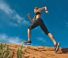 Go for a jog - #Running—even slowly—three times a week is great for your bones, heart and mood