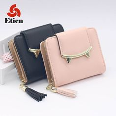 $7.85 (Buy here: https://alitems.com/g/1e8d114494ebda23ff8b16525dc3e8/?i=5&ulp=https%3A%2F%2Fwww.aliexpress.com%2Fitem%2F2017-korean-cute-cat-anime-leather-trifold-slim-mini-wallet-women-small-clutch-female-purse-coin%2F32784183865.html ) 2017 korean cute cat anime leather trifold slim mini wallet women small clutch female purse coin card holder dollar bag cuzdan for just $7.85