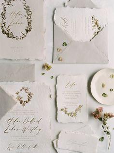 Rustic yet elegant wedding invitation ideas! Wedding Invitation Inspiration, Simple Wedding Invitations, Wedding Invitation Wording, Wedding Stationary, Handmade Stationary, Handmade Invitations, Wedding Paper, Wedding Guest Book, Wedding Cards