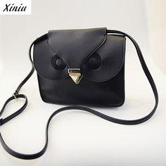 Xiniu Fashion owl bag for middle school girls leather handbags messenger bolsas femininas bolsas de marcas famosas #5531 #>=#>=#>=#>=#> Click on the pin to check out discount price, color, size, shipping, etc. Save and like it!
