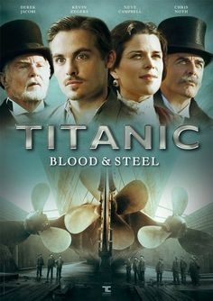 Titanic: Blood and Steel (2012 TV Series) - The construction of the RMS Titanic at the Harland & Wolff shipyard in Belfast again...