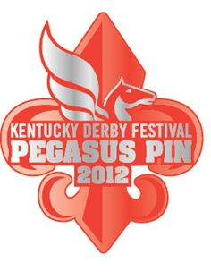 Kentucky Derby Pegasus Pin... I used to collect them
