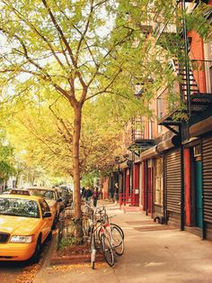 New York City - Autumn in the City - The East Village