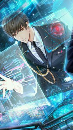 Cool Anime Guys, Handsome Anime Guys, Hot Anime Boy, Anime Art Girl, Anime W, Anime Couples Manga, Anime Picture Boy, Magic Anime, Desenhos Love
