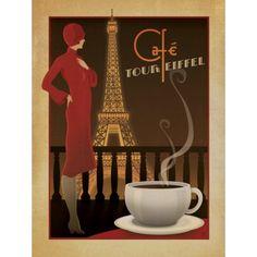 Café Torre Eiffel