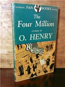 JULY 24  O. Henry, aka William Sydney Porter, is released from prison on this day in 1901, having serving three years for embezzlement from a bank in Texas. He began writing in jail to suport his family. BOOK OF THE DAY The Four Million Stories by O. Henry