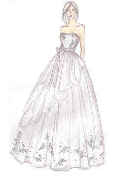 fashion design sketches - Google Search