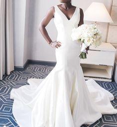Sareh Nouri 'Mercer' size 4 used wedding dress - Nearly Newlywed