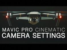 107ff611536 5 steps to the BEST cinematic footage - DJI Mavic Pro - YouTube  #mavicprodjidronedisplay Drones