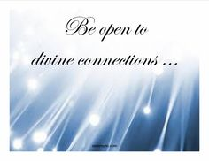 Be open to divine connections ...  www.sistersync.com and Facebook