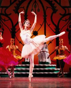 Like a Broadway spectacular, Miami City Ballet's production of the famed George Balanchine's The Nutcracker