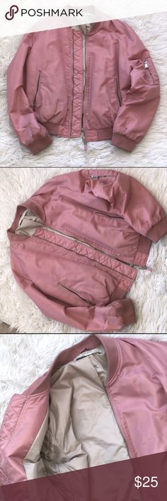 4354ce6d3 27 Best pink bomber jacket images in 2016   Diets, Fashion clothes ...