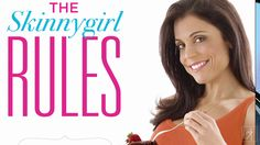 """The Skinnygirl Rules for Getting and Staying Naturally Thin by Bethenny Frankel. Digital Booklet with diet tips and natural food recipes. <3 """"You can have it all, just not all at once"""" <3  https://docs.google.com/open?id=0Bw5VqfRRD3CiRWs5Z1ZpRTdUQU9xYnYtTGhhMUFQZw"""