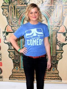 Click here to see why Amy Poehler is actually a fashion icon!