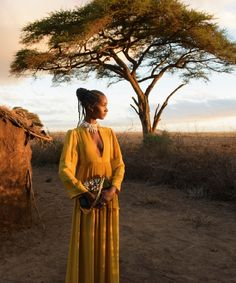 Valentino taps Steven McCurry to photograph Spring 2016 Ad Campaign in Kenya  [campaign]