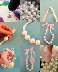 Jewelry Party Prep- Project #2 Gum Ball Necklaces - Blog - Nicole Tamarin Licensing Illustration