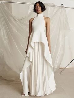 Looks Style, White Fashion, Formal Dresses, Wedding Dresses, Party Dresses, Afro, Designer Dresses, Marie, Fashion Beauty