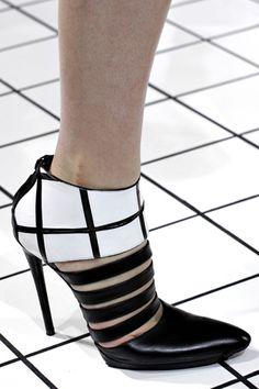 or maybe they should go on the shoe board - Balenciaga