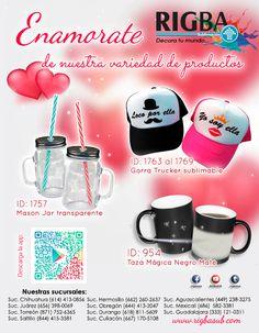 Este San Valentín Enamorate de los mejores productos en Rigbasub <3 Valentines, Innovative Products, Get Well Soon, Illustrations, Clothing