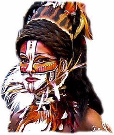 Maquillaje Halloween, Halloween Makeup, Warrior Makeup, Futuristic Makeup, Big Afro, Creepy Costumes, Aztec Art, Make Up Art, Natural Eyes