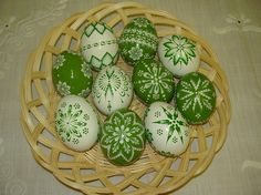 Egg Art, Egg Decorating, Happy Easter, Easter Eggs, Diy And Crafts, Carving, Painting, Patterns, Retro
