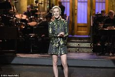 Mystery solved! Saoirse Ronan may have finally educated the masses as to how to pronounce her Irish name during her Saturday Night Live hosting gig