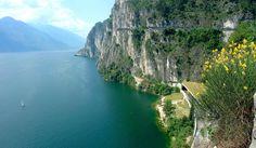 Home - Ponale.eu | Comitato Giacomo Cis Onlus Italy, River, Holiday, Outdoor, Self, Outdoors, Italia, Vacations, Holidays