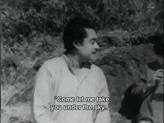 Aa Chal Ke Tujhe Kishore Kumar Film Door Gagan Ki Chhaon Main (1964) Md Kishore Kumar.. Kishore Kumar Songs, Golden Hits, Rajesh Khanna, Old Song, Positive Mind, Sufi, Affirmations, Cinema, Positivity