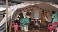 Ebola volunteer health workers