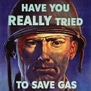 Have You Really Tried to Save Gas by Getting into a Car Club?  - Circa 1943 Poster
