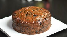 Super moist fruit cake recipe will help you make soft dense and moist fruit cake with lots of juicy plumpy raisins,cranberries etc Sponge Cake Recipes, Easy Cake Recipes, Dessert Recipes, Desserts, Fruit Cake Recipes, Pumpkin Recipes, Recipes Dinner, Moist Fruit Cake Recipe, 3 Ingredient Fruit Cake Recipe
