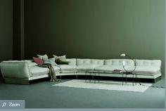 Sofa - Ochre