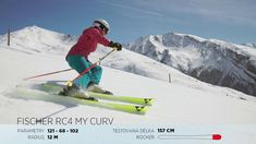 Test lyží Fischer My Curv Mount Everest, Snow, Mountains, Outdoor, Outdoors, Outdoor Games, The Great Outdoors, Eyes, Bergen