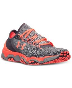 Under Armour Women's SpeedForm Xc Trail Running Sneakers from Finish Line